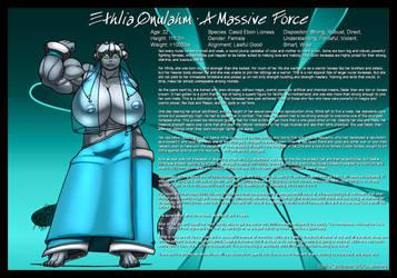 Mystic League DU: Ethila Qnulahm by DocWolph