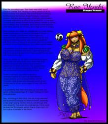Mystic League: Casid Holiday Rae 001 by DocWolph