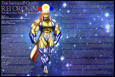 Mystic Foes - Rei Orokini by DocWolph
