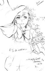 To Die-- by cheska12usagi