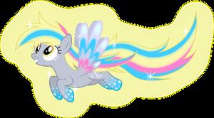 Rainbow Power Derpy by Zekrom-9