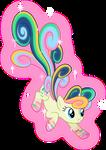 Rainbow Power BonBon by Zekrom-9