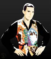 Freddie Mercury 2 by ness84