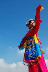 betawi dancer by gonnaday