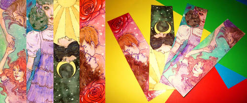 Bookmarks by cuygirl