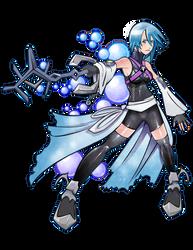 Aqua by TLEEART
