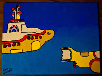 Yellow Submarine by StMongo