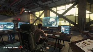 EXODYSSEY The Game screen2 by feerikart