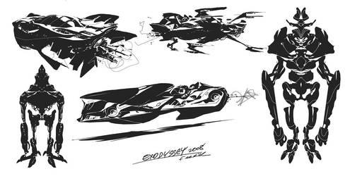 sketches by feerikart