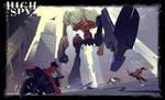 High Spy by feerikart
