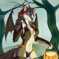 Happy Halloween by Eternity-Zinogre