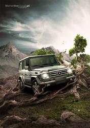 Mercedes_01 by m4gik