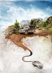 Mercedes4x4 - Final Ver by m4gik