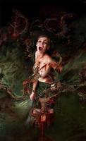 Dead Flower by m4gik