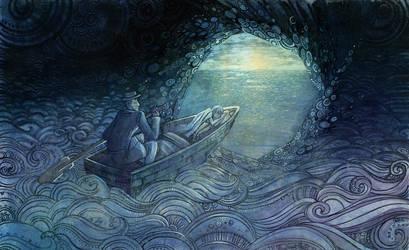 journey by greenpengua