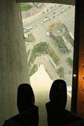 1, 122 Feet off the ground by thepowerofplace