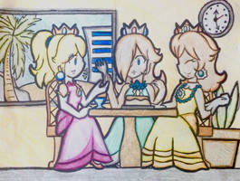 .: Tea Party :. by TrulyPrincessDaisy