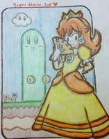 .: Super Mario Run :. by TrulyPrincessDaisy