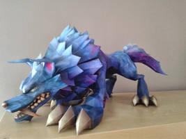 League of Legends Wolf by JanZonderVrees