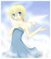 Heaven's Princess by snowy-town