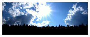 Sun by jestemradek