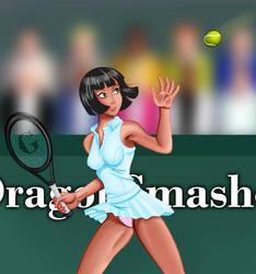 Tennis by Dragonsmasher