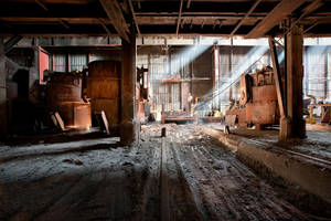 Industrial revolution by CyrnicUrbex