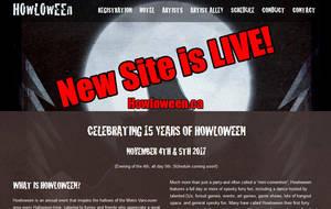 Howl 2017 Site is LIVE by HowloweenCanada
