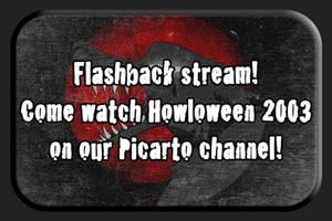 Howloween 2003 Flashback Stream! by HowloweenCanada