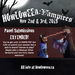 Panel Submissions - EXTENDED! by HowloweenCanada