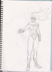 Spider-Girl 2020 by frogoat