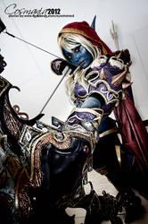 cosplay: Sylvanas Windrunner by riskbreaker