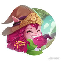 Dragon trainer lulu by CatUp1742