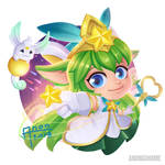 Star guardian Lulu by CatUp1742