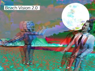 Beach Vision 2.0 by DiseasedGenus