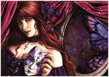 Masquerade by Claudia-SG
