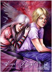 Aima and Isligton by Claudia-SG