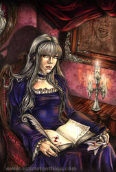 The Book Of Secrets by Claudia-SG