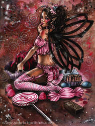 Chocolate Wings by Claudia-SG