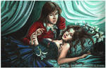 The Sleeping Beauty by Claudia-SG