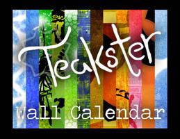 Wall Calendar by Teakster