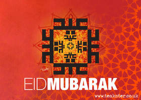 Eid Card X by Teakster