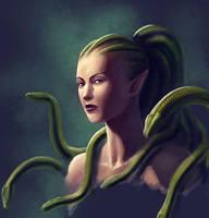 Medusa by SulaMoon