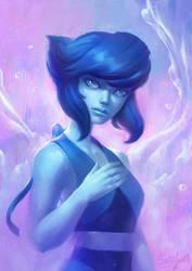 Lapis Lazuli Sketch by SulaMoon