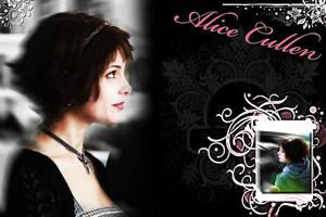 Alice Cullen Wallpaper by KristenElise