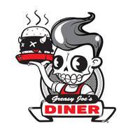 Greasy Joe's Diner Logo by projekt-alpha