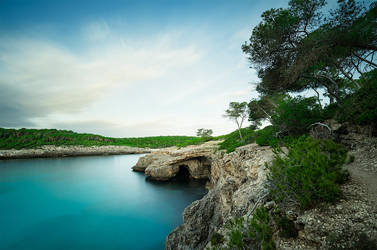 Cala Mondrago by mARTinimal