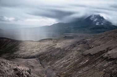 Tongariro by mARTinimal