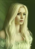 Girl by Ennya7