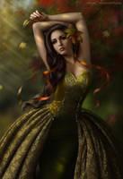 Autumn dance by Ennya7